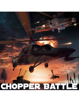 Chopper Battle New Horizon