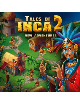 Tales of Inca 2: New...