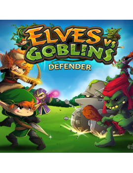 Elfen vs Goblins Defender