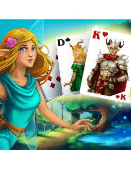 Magic Cards Solitaire 2 -...